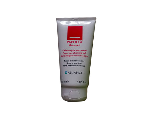 法國PAPULEX Anti Acne 深層潔膚啫喱 150ml - buy European skincare in Hong Kong - 1click2beauty