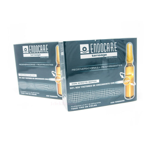 Endocare Tensage Ampoules SCA50蝸牛精華
