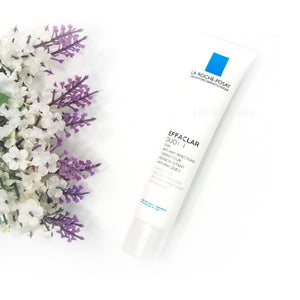 La Roche-Posay - EFFACLAR DUO[+] 粉刺淨化雙效精華[+] 40ML - buy European skincare in Hong Kong - 1click2beauty