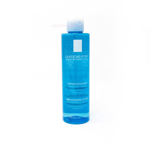 La Roche-Posay PHYSIOLOGICAL SOOTHING TONER 平衡潔淨爽膚水 200ML - buy European skincare in Hong Kong - 1click2beauty