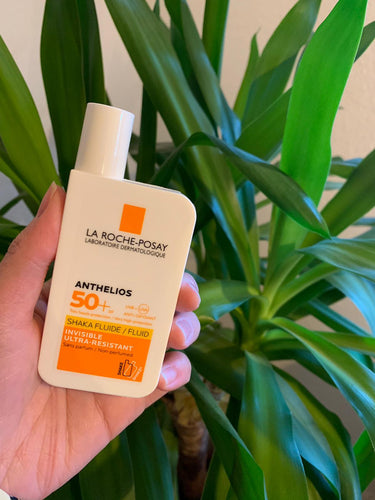 La Roche-Posay Anthelios Shaka Fluid SPF50 防曬50ml - buy European skincare in Hong Kong - 1click2beauty