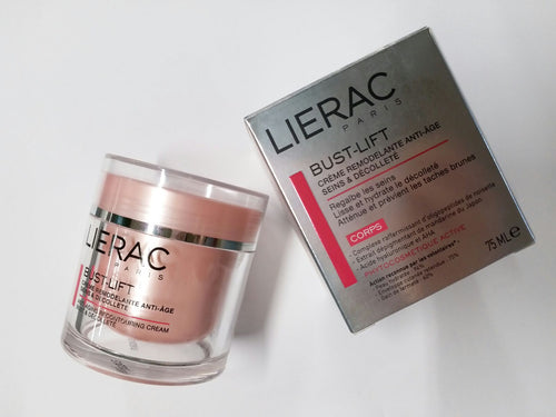 Lierac Bust Lift Firming Anti-Brown Spots Cream 75ml - buy European skincare in Hong Kong - 1click2beauty