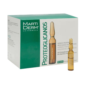 Martiderm Proteoglicanos 瑩潤活肌精華 30枝x2ML - buy European skincare in Hong Kong - 1click2beauty
