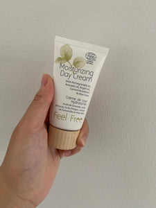 Feel Free Moisturzing day cream - buy European skincare in Hong Kong - 1click2beauty