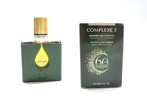 RENÉ FURTERER  COMPLEXE 5 皇牌活髮精華 50ml - buy European skincare in Hong Kong - 1click2beauty