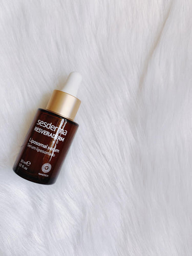 [back up order! 現貨sold out]Sesderma 白藜蘆醇精華 30ML - buy European skincare in Hong Kong - 1click2beauty