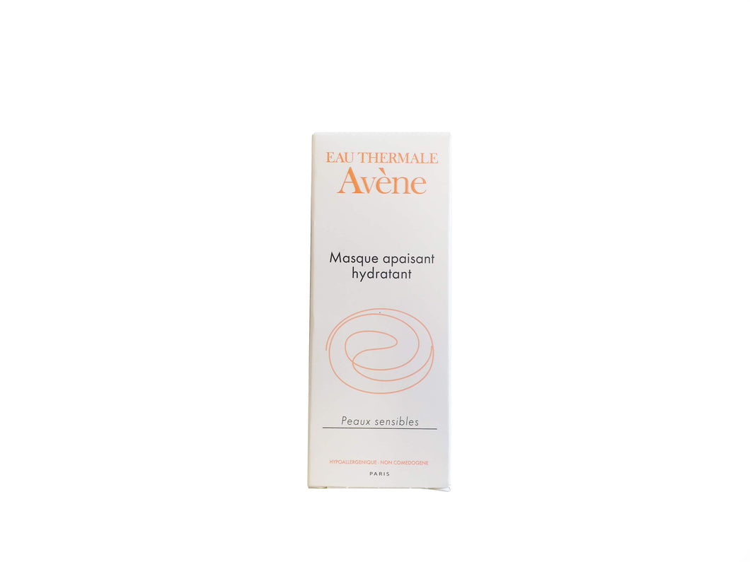 Avene soothing moisture mask 舒緩補濕面膜 - buy European skincare in Hong Kong - 1click2beauty