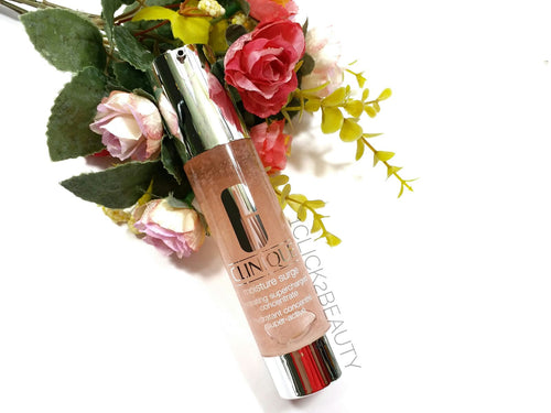 Clinique Moisture Surge Hydrating Supercharged Concentrate 水磁場微分子保濕精華 - buy European skincare in Hong Kong - 1click2beauty