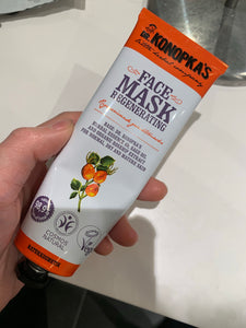 Dr. KONOPKA'S Regenerating Face Mask 有機保濕再生面膜 75ML