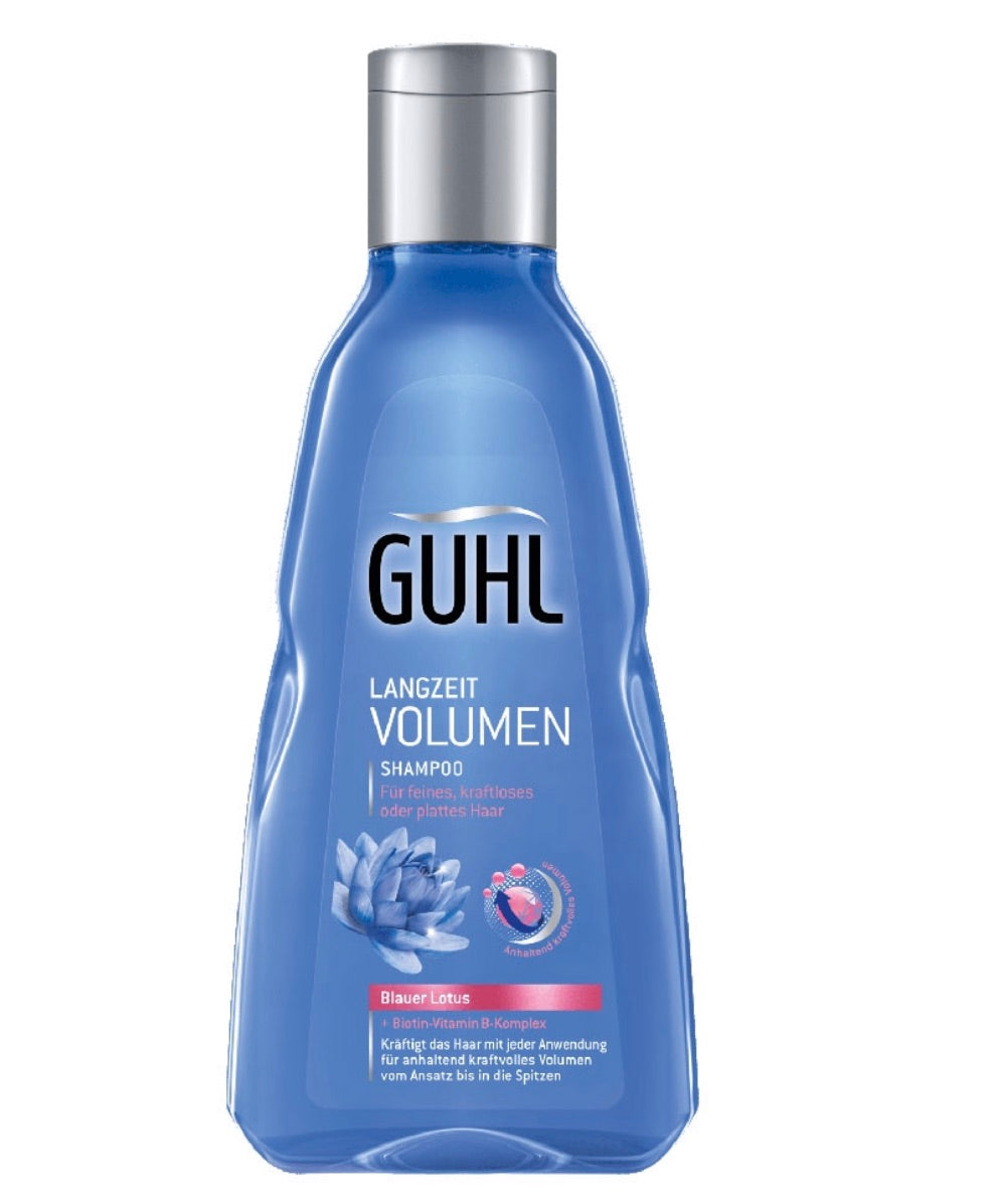 Guhl volume shampoo - buy European skincare in Hong Kong - 1click2beauty