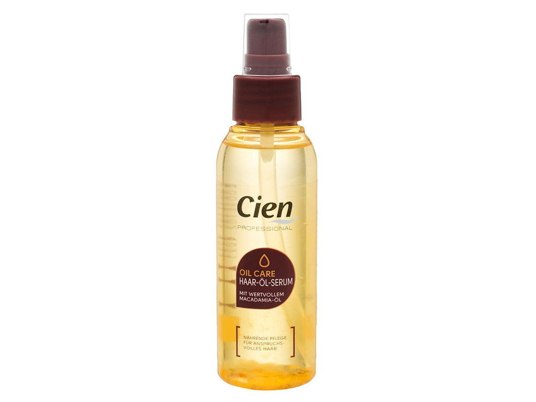 Cien hair oil serum - buy European skincare in Hong Kong - 1click2beauty