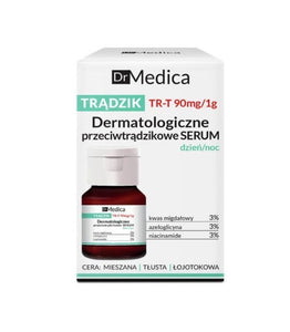 Dr Medica Dermatological anti acne serum 治療暗瘡精華 30ml - buy European skincare in Hong Kong - 1click2beauty