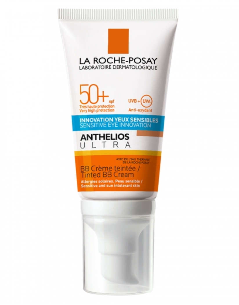 LA ROCHE-POSAY ANTHELIOS ULTRA BB CREAM SPF50 + 50ML - buy European skincare in Hong Kong - 1click2beauty