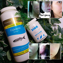 Load image into Gallery viewer, Fitness Pharma Fish oil 200粒 - buy European skincare in Hong Kong - 1click2beauty