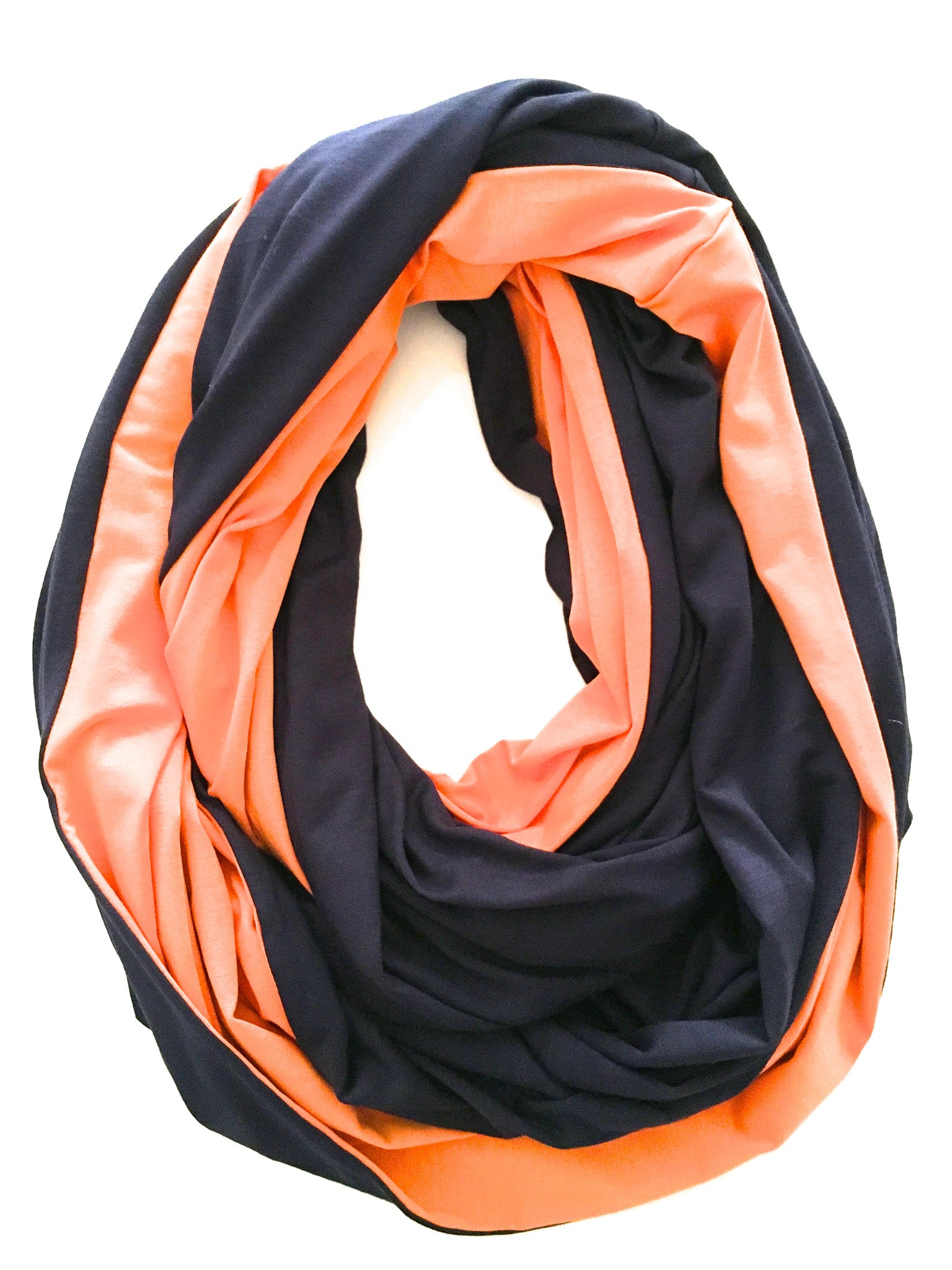 DENVER DOUBLE SIDED ORANGE/NAVY JERSEY INFINITY