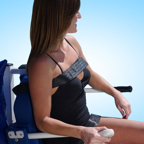 Optional Chest Strap for Aqua Creek Pool Lift