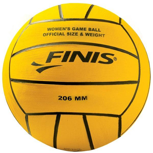 Finis Water Polo Ball Women Size 4