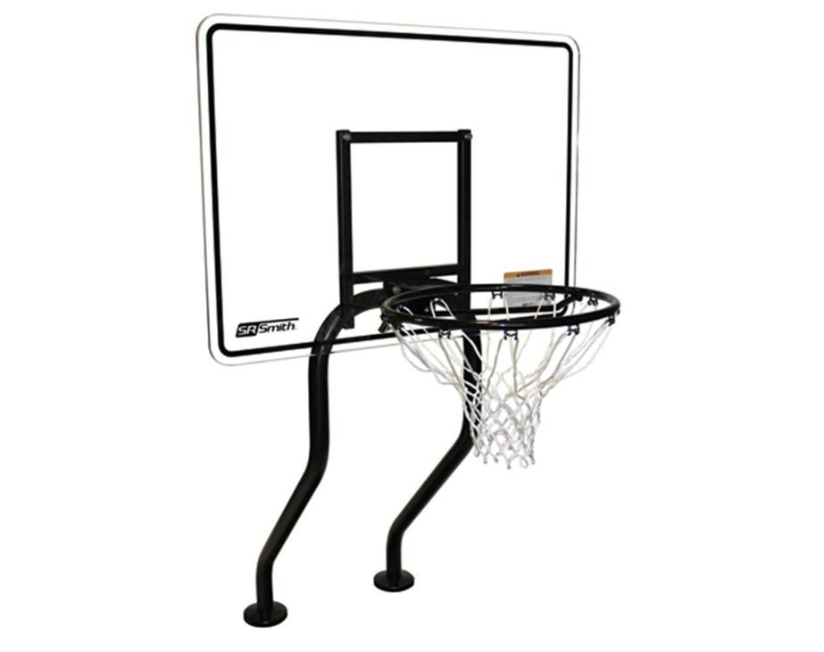 Swim and Dunk Salt Friendly Basketball Game Anchor