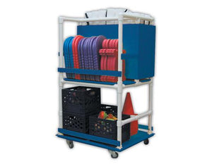 Pull Buoy & Kickboard Storage Cart