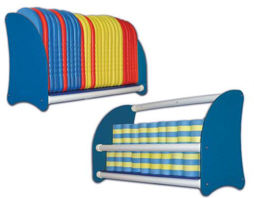 Pull Buoy Storage Rack