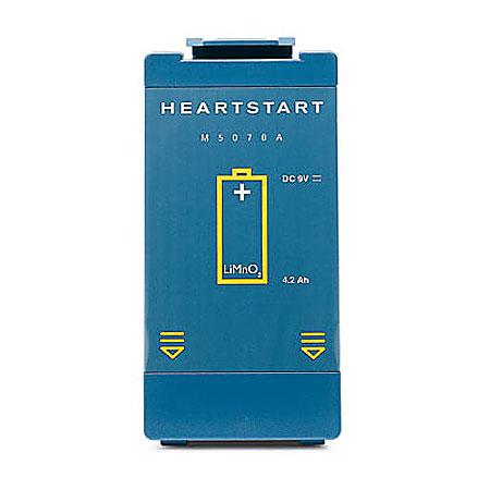 Philips HeartStart HS1 and FRx Defibrillator Battery