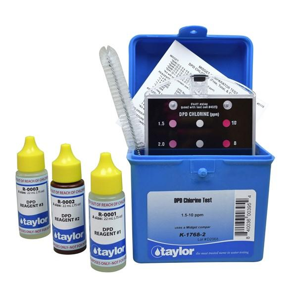 Taylor Midget Chlorine Kit - High Range