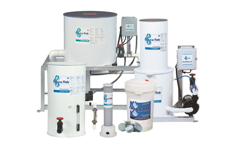 the Accu-Tab® Chlorination Systems