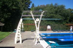 Diving Tower & Stands