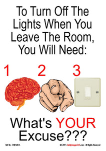 Image of a human brain, hand and an electric light switch.