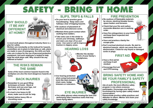 Various images of people carrying out day to day activities safely at home.