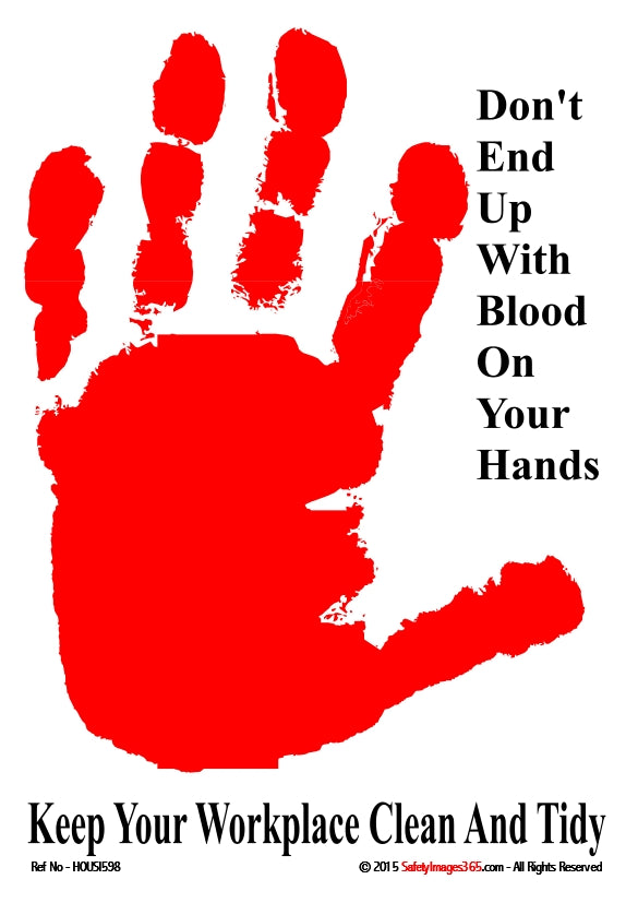 Image of a red hand print against a white background.