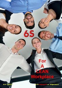 Picture of six people in a circle depicting the six elements of 6S.