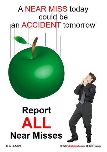 Picture of a man looking up at an apple falling through the air.