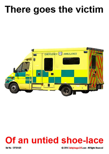 Image of an ambulance.