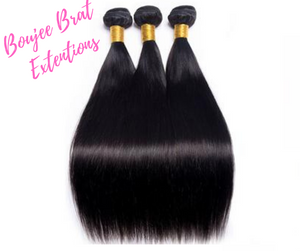 3 Bundle Deal | Brazilian Virgin | Straight