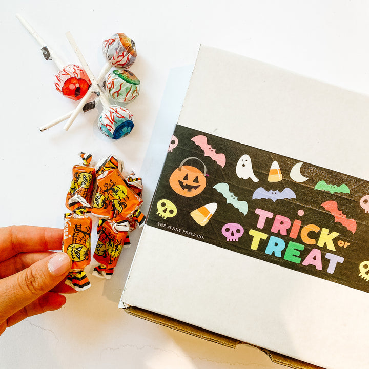 Halloween Treats from Kerr's Candy