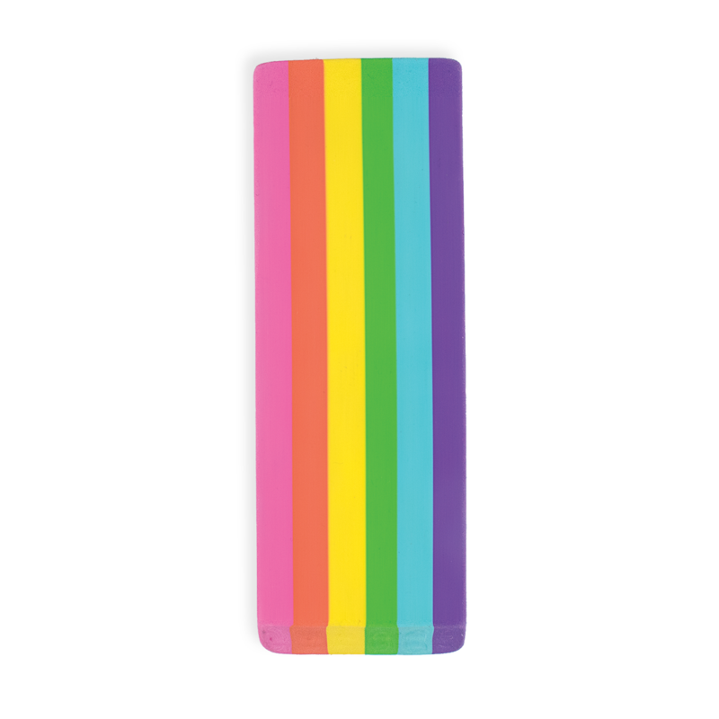Giant Rainbow Eraser