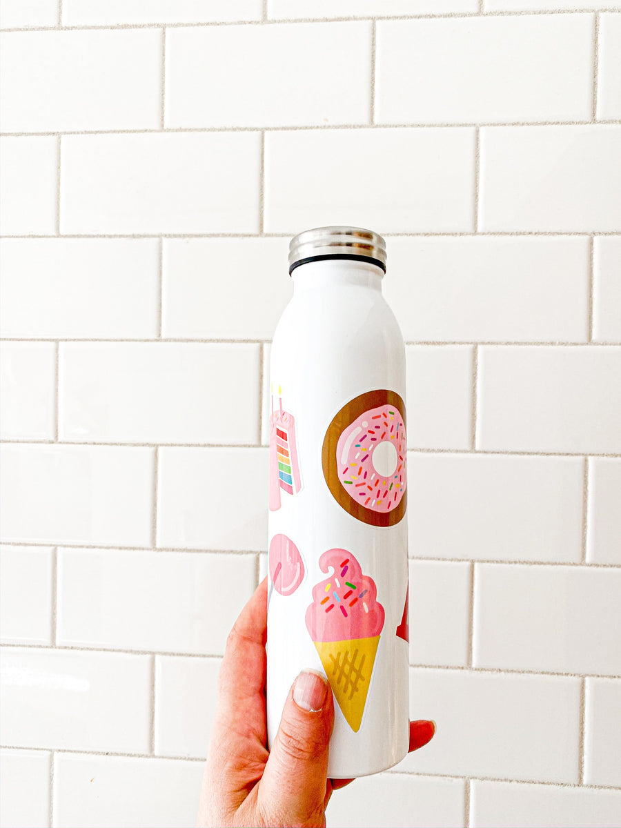 20 oz Stainless steel vacuum insulated bottle