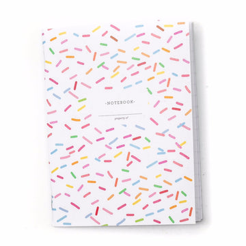 Sprinkles Pocket Notebook