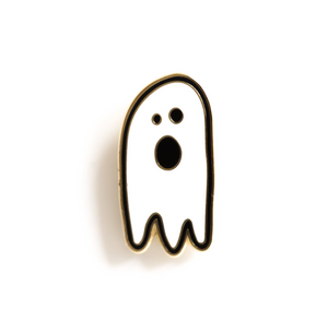 Ghost, Enamel Pin