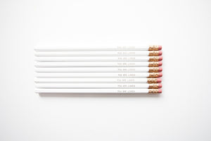 You Are Loved, Pencil Set