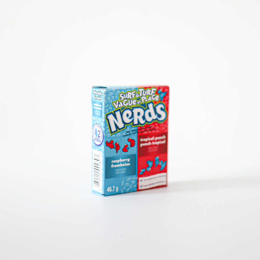 Raspberry / Tropical Punch Nerds