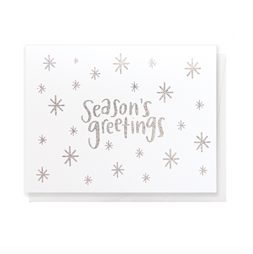 Season's Greetings, Greeting Card