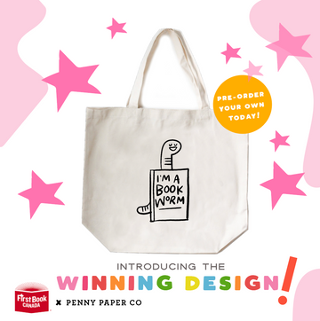 The First Book Canada Tote