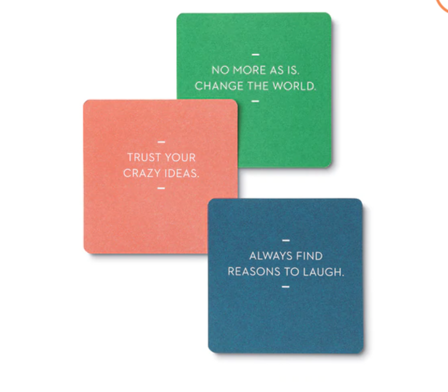 Motto of the Day Cards