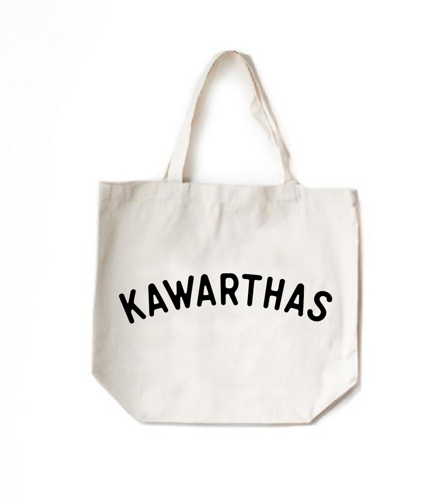The Kawarthas Tote Bag
