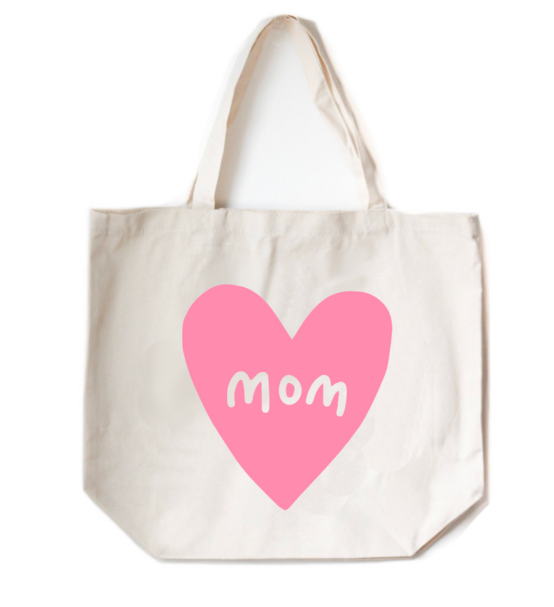 Limited Edition - Pink Mom Tote
