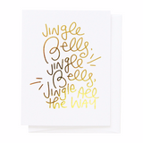 Jingle Bells, Greeting Card
