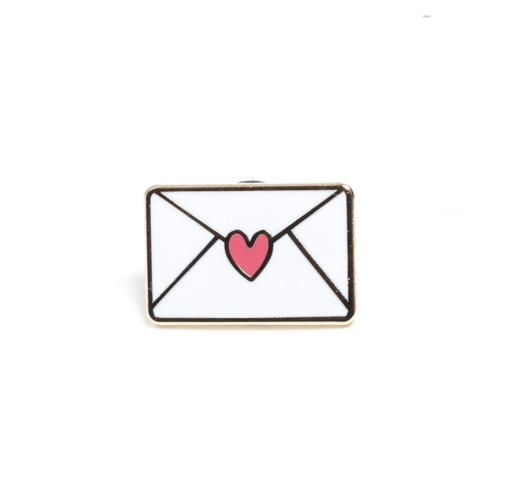 Love Letter, Limited Edition Enamel Pin