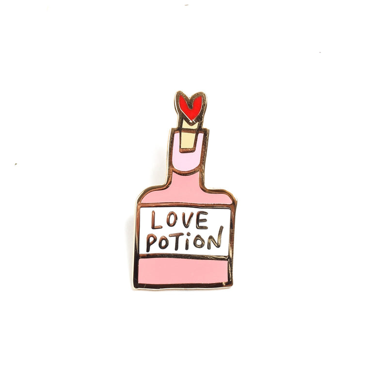Love Potion Enamel Pin